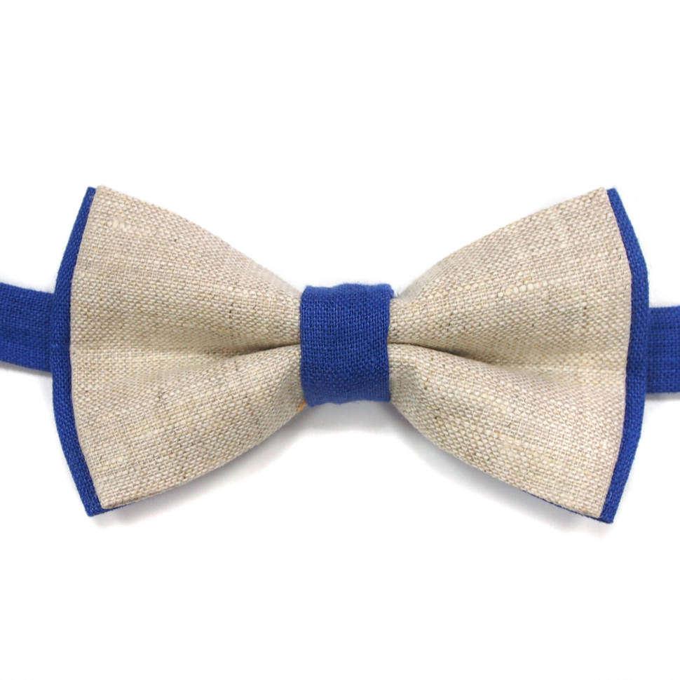 Двойной галстук бабочка 814376