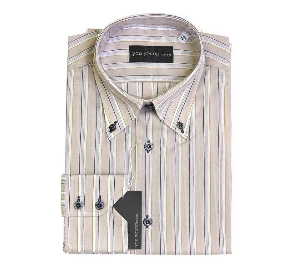 Мужская рубашка Enrico Coveri 26229