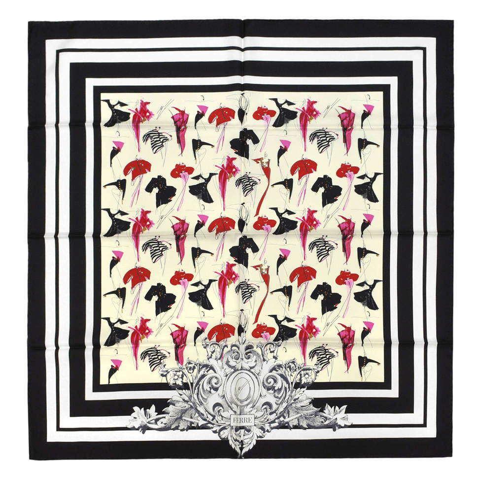 d8e3866ca822 Купить Стильный женский платок Gianfranco Ferre 837934 по цене 9 700 ...
