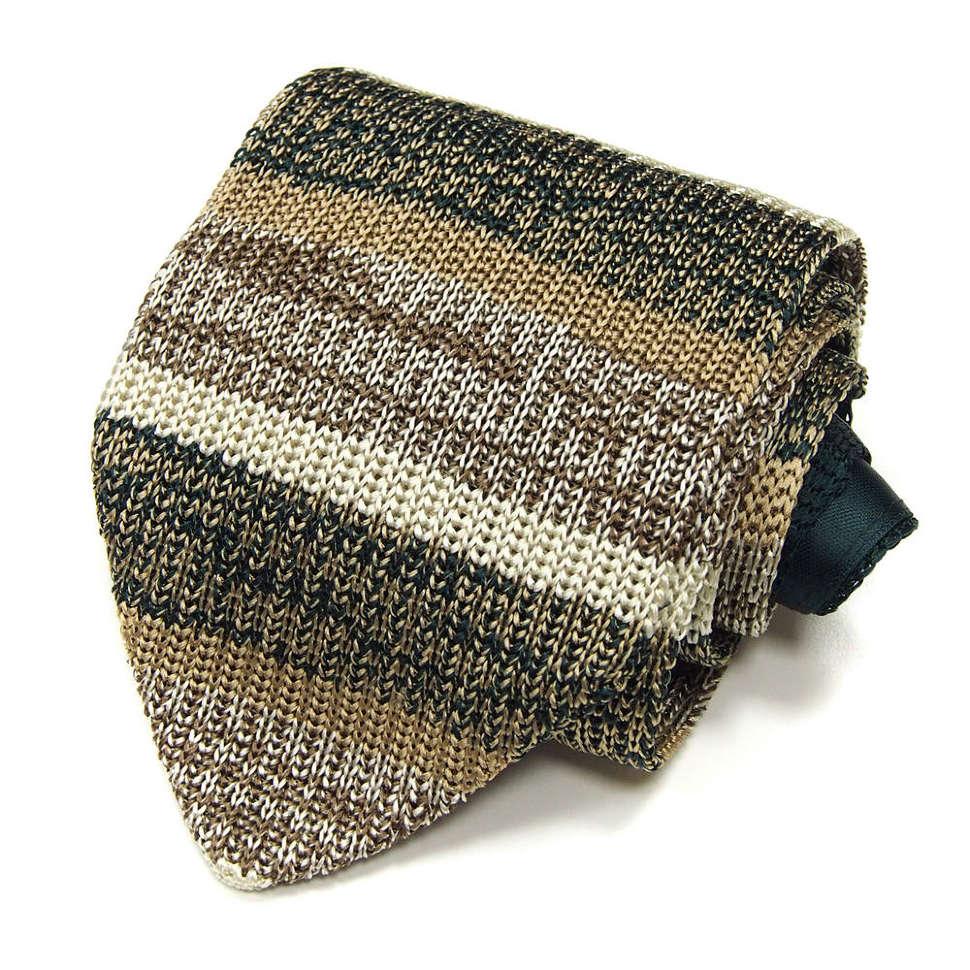 Оригинальный мужской зимний галстук Missoni 8ZAKSK